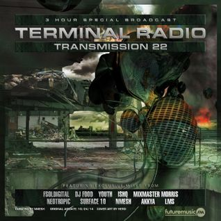 V/A - Terminal Radio: Transmission 22 (curated by Nmesh, 10/24/14)