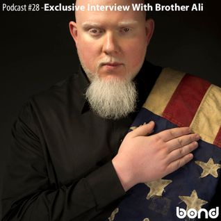 WIB Podcast # 31 - Exclusive Brother Ali Interview