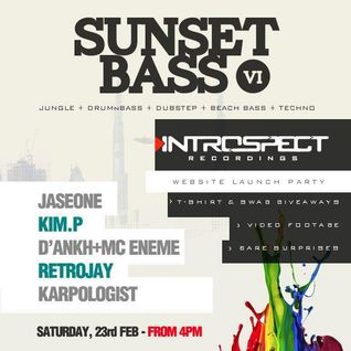 Retro Jay Live at Sunset Bass VI