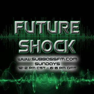 Future Shock - Episode 16 - Featured Mix by Rachel Chromatiq (Atlanta, GA)