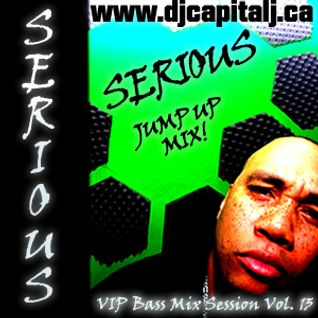 DJ CAPITAL J - SERIOUS JUMP UP! [VIP BASS MIX #13]