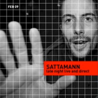 Sattamann - Late night live and direct