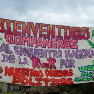 Encuentro Nacional Red Contra la Represión; Campaña Por Nuestr@s Pres@s