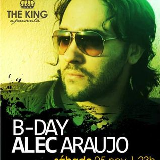 Alec Araujo @ The King Pub - Caxias Do Sul - Brazil - 05112011