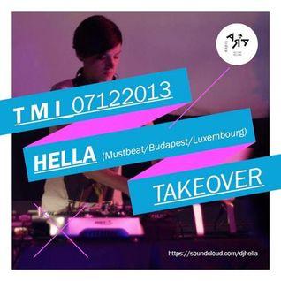Dj Hella - 4TMI - Takeover
