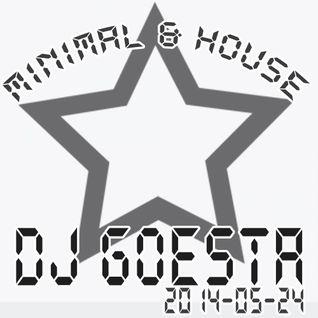 DJ Gösta - Minimal House Mixtape 2014 - 05 - 24