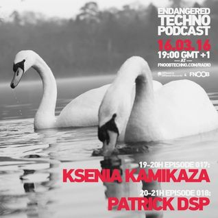Patrick DSP - Different Is Different Radio DJ Set