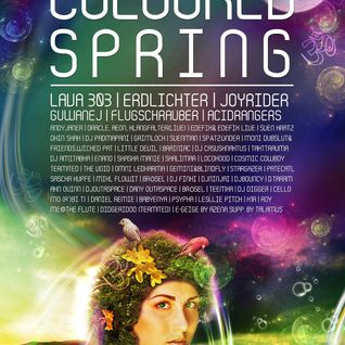 @ Coloured Spring Festival (Kloster Gronau - 04.05.13)