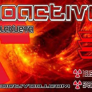 RADIOACTIVO DJ 32-2015 BY CARLOS VILLANUEVA