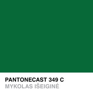 PANTONECAST 349 C