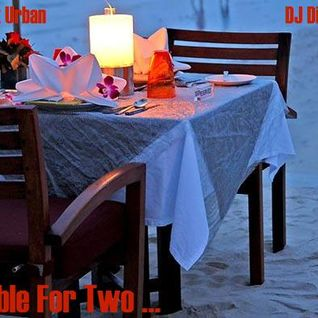Table for two - Adult Urban mix