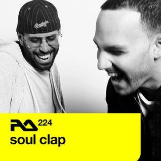 RA.224 Soul Clap 13 September 2010
