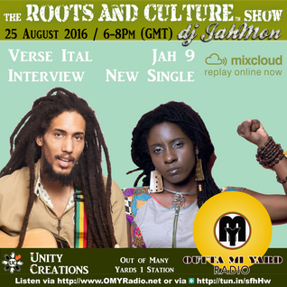 Jah9 & Verse Ital perform at Smile Festival: here's an interview & new single at Outta Mi Yard Radio