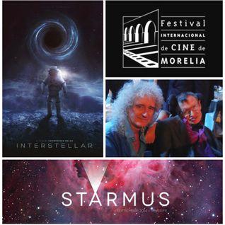 Sensor 87:  Festival Internacional de Cine de Morelia, The Afghan Whigs, Starmus, Interstellar