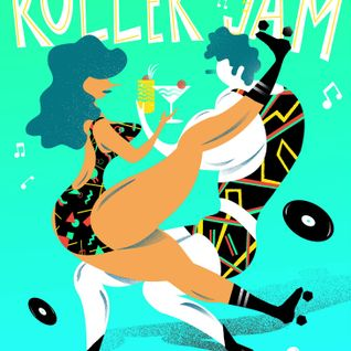 UF NOVEMBER 19 - ROLLER JAM SPECIAL Feat. Cazeaux OSLO
