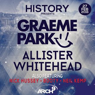 This Is Graeme Park: History @ Arch 9 Sheffield 27FEB16 Live DJ Set