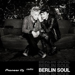 Jonty Skruff & Fidelity Kastrow - Berlin Soul #76