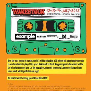 Wakestock Festival & Bangor Uni DJ SOC Comp - Vendetta