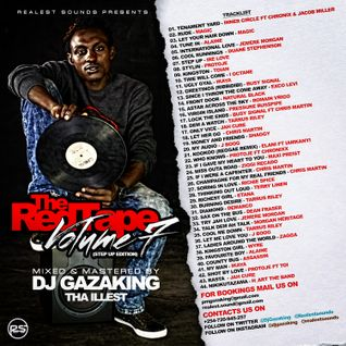 THE REDTAPE VOL_7 MIXTAPE [STEP UP EDITION]