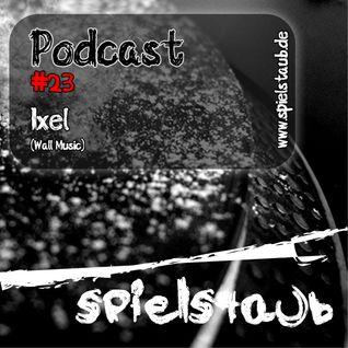 Spielstaub Podcast 023 by Ixel