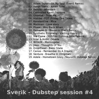 Sverik - Dubstep session #4