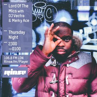 Vectra - Lord Of The Mics w/ Merky Ace + Cadell - 23rd July 2015