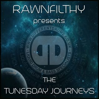 Tunesday Journeys #25 Live on DifferentDrumz [05-04-16]
