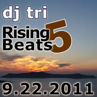 Dj Tri - Rising Beats 5 - 09.22.2011