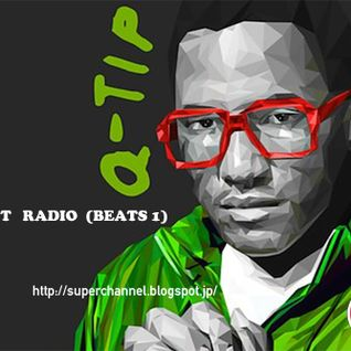 Q-Tip - Abstract Radio (Beats 1) - 2015.11.13