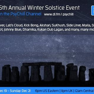 DI.fm Winter Solstice Mix 2014