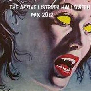 The Active Listener Halloween Mix 2012