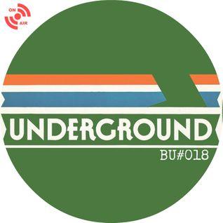 Broadcast Underground #018 : Moda Black