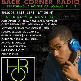 BACK CORNER RADIO: Episode #132 (Sept 18th 2014)