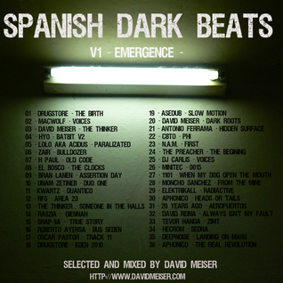 David Meiser - Spanish Dark Beats (03-2012)