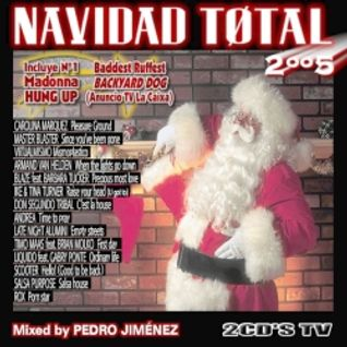 Navidad Total 2005 - Mixed by Pedro Jiménez