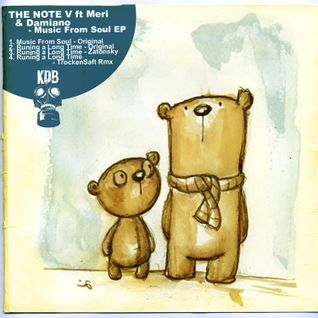 The Note V Feat Meri Griffin & Damiano - Runing a Long time (TrockenSaft Remix) [KDB040D]