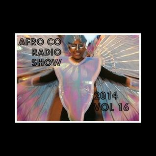 Afro Co Radio Show 2014 Vol 16