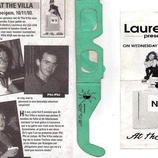 PHI-PHI @ 5 Years At The Villa (Kooigem):10-11-1993