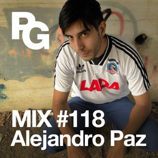 PlayGround Mix 118 - Alejandro Paz