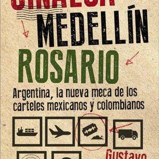 """2014-12-10│ PPP con el periodista Gustavo Sierra│Presenta su libro: """"Sinaloa-Medellin-Rosario"""""""