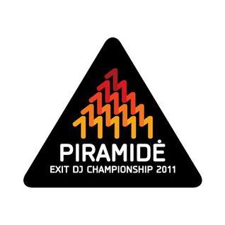"Ortem - DJ cempionatui ""Piramide"" 2011"