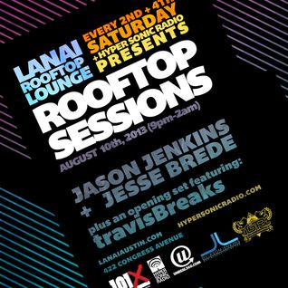 Lanai Rooftop Sessions - opening set
