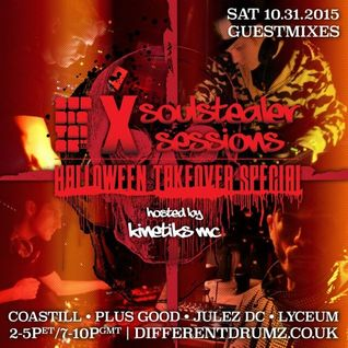 Coastill, Plus Good, Julez, Lyceum • Soulstealer Sessions EP16 • SUBDISTRICK TAKEOVER // 10.31.2015