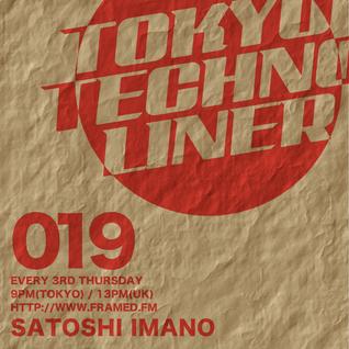 Tokyo Techno Liner EP019 - SATOSHI IMANO