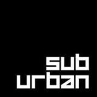 Sub_Urban Radio Show Club Fm 054 part 1