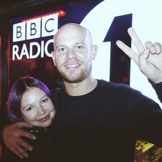 Tom Trago - Future 12 - BBC Radio 1 - Mix 5 - October 2015