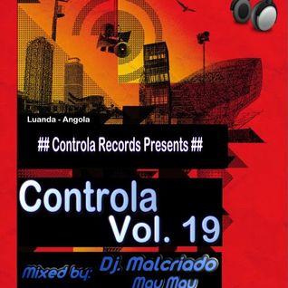 Controla Vol. 19 - Dj. Malcriado