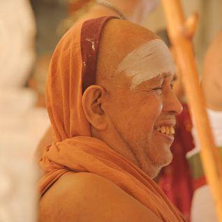 HH Jayendra Saraswathi Swamigal Anugraha Bashyam in Villupuram