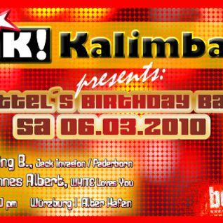 KALIMBA @ Das Boot, Wuerzburg - Booming B.