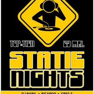 Georges Lieven @ Statie-Nights 29/5/15
